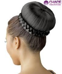 hair bun new born free cp82 2xl donut bun dome
