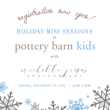 Pottery Barn Kids Promotion Code Pottery Barn Kids La Place Mini Sessions Cleveland Area