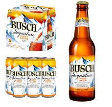 busch light aluminum bottles lager trendmonitor