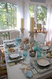 Beach Shabby Chic by Shabby Chic Tablescapes Classy Clutter Shabby Chic Beach