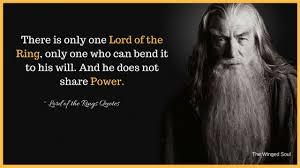 the lord of the rings quotes a treat to your imagination