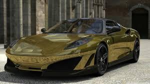 car ferrari gold ferrari sp1 gold sunshine 4k hd desktop wallpaper for 4k