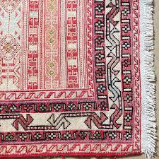 Kilim Area Rug 7 X10 Handwoven Bohemian Style Kelim Rug Traditional
