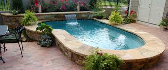 Small Pool Designs For Small Yards by Cocktail Pool Designs For Small Backyards Spools Small Pools