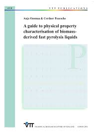 PDF A guide to physical property characterisation of biomass
