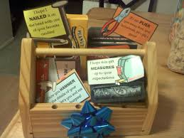 how to upcycle an ordinary tool kit into a creative gift good