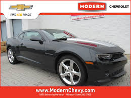 used 2014 chevrolet camaro for sale winston salem nc vin