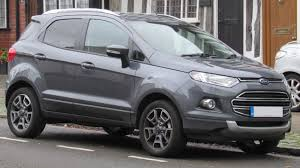 ford ecosport wikiwand