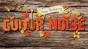 happy thanksgiving guitar noise