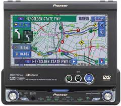 pioneer avic n2 dvd cd navigation receiver with 6 5