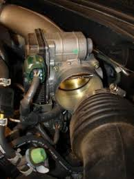 2006 ford fusion throttle electronic throttle