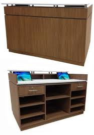 Standing Reception Desk Most Popular Desk Is Designed For A Standing Receptionist