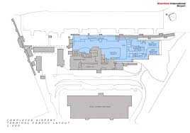 Airport Floor Plan by Terminal Transformation