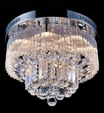 Ceiling Chandelier Saint Mossi Chandelier Modern Crystal Raindrop Chandelier Lighting