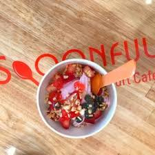 Spoonful Of Comfort Reviews Spoonful Yogurt Cafe 110 Photos U0026 78 Reviews Desserts 4270