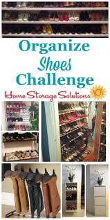 organize home how to organize shoes u0026 boots
