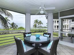 Lanai Porch by Luxurious South Seas Land End Village Condo Vrbo