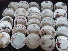 mismatched plates wedding mismatched china ebay