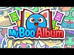 my photo album my boo album sticker book android gameplay hd