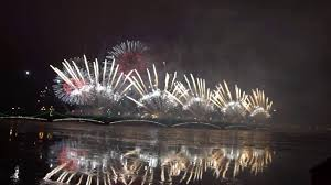 new year st new year 2017 fireworks in st petersburg 30 dec 2016