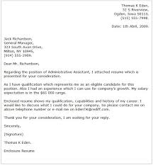 resume cover letter examples free email cover letter sample
