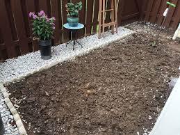 Backyard Soil Backyard Makeover Diy Landscaping Project Hometalk