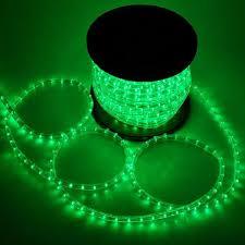 led rope light in outdoor decoration lights 110v