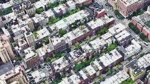 Birds Eye View Maps Treepedia Maps Your City U0027s Trees Street By Street
