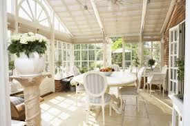 Living Room Furniture Next Living Room Serene Sunroom Feat White Arched Door And White