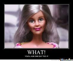 Funny Barbie Memes - granny barbie by kevin oa meme center