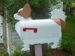 exterior design modern mailboxes design unique decorative