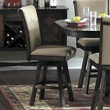 Westwood Swivel Counter Height Chair Homelegance Furniturepick