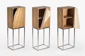 unique cabinet peel cabinet has a unique peel off front door