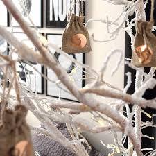 24 x advent calendar tree hanging sacks by pushka home