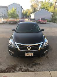 nissan altima 2015 windshield replacement my 2015 nissan altima 2 5 s team bhp