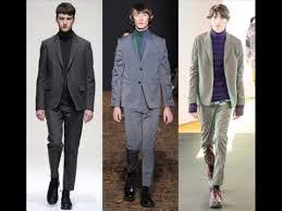 tendencias en ropa para hombre otono invierno 2014 2015 camisa denim moda hombre otoño invierno 2016 youtube