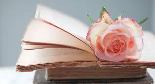 Book Wallpaper by Rose Book Wallpaper Hd Wallpaper Pic
