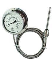 Jual Thermometer Wika bimetal thermometer schuh 盪盪 sinar baru jual pressure wika