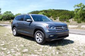 volkswagen atlas first drive the 2018 vw atlas is all over the mainstream suv map