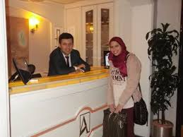Doorman And Dining Room Attendant Enes And Ugur Picture Of - Dining room attendant
