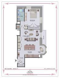 One Madison Floor Plans Floor Plans The Divine Lorraine Hotel