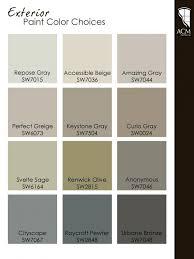 exterior color choices acm design copybest dark brown paint colors
