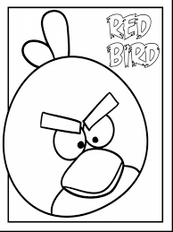 spectacular printable angry bird coloring pages for kids with