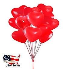 heart shaped balloons 10 heart shaped balloons wedding birthday party