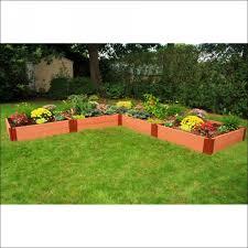 outdoor ideas marvelous raised wooden planter boxes raised
