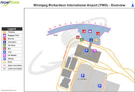 Charlotte Airport Gate Map Winnipeg Airport Terminal Map Map Of Winnipeg Airport Terminal