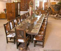 dining table lodge style western dining tables rustic dining
