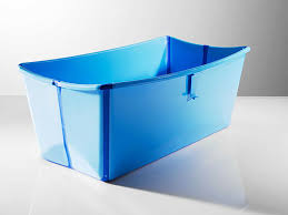 Scrub Up scrub up on the go with flexi bath s fold up baby tub