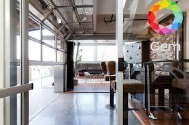 Stylish Office Inside Gem U0027s New Stylish Los Angeles Office Officelovin U0027