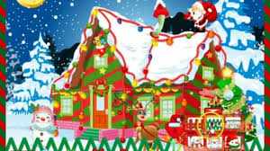 christmas house decoration game video dailymotion